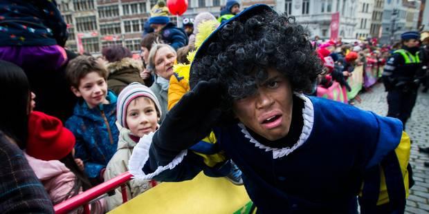 190 manifestants antiracistes arrêtés pour le défilé de Saint-Nicolas aux Pays-Bas - La Libre