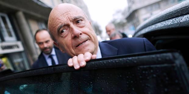 Primaires: Alain Juppé raillé après une bourde - La Libre