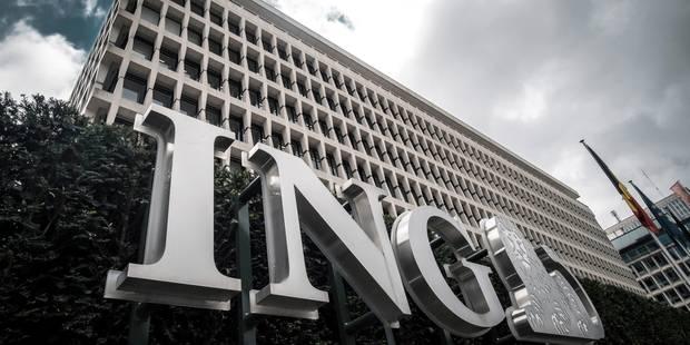 """ING: """"La direction reconnaît que les négociations ne seront pas bouclées le 31/12"""" - La Libre"""