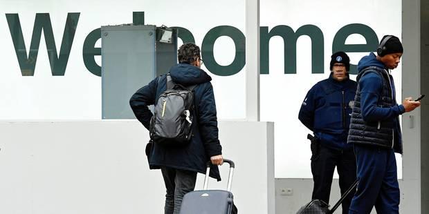 Dès cet été, les douanes américaines devraient se délocaliser à Zaventem - La Libre