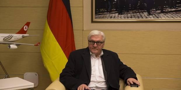 Qui est Frank-Walter Steinmeier, le futur président allemand? - La Libre