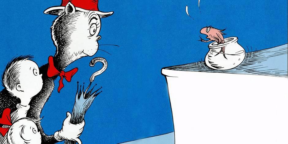 Le génial Dr Seuss réédité