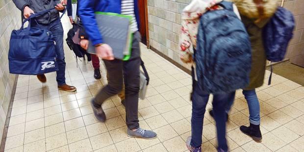 Exclure un élève de son école sera plus difficile (INFOGRAPHIE) - La Libre