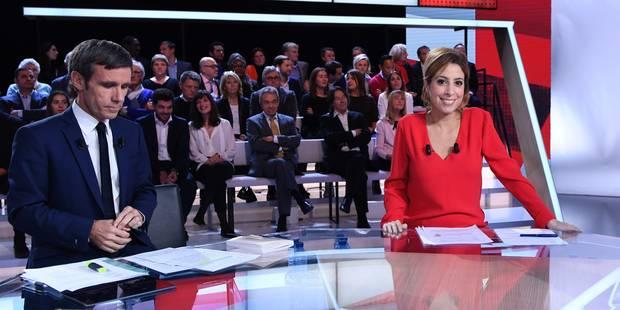Primaire à droite : Pourquoi Léa Salamé est écartée du débat sur France 2 - La Libre