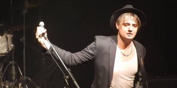 En concert au Bataclan, Peter Doherty a chanté la Marseillaise - La Libre