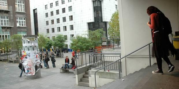 McKinsey à ULB: Stop à la désinformation du Comac, le cercle politique d'extrême gauche - La Libre