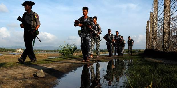 Le Bangladesh refoule 125 Rohingyas fuyant les violences en Birmanie - La Libre