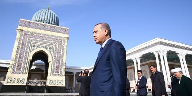 Turquie: Erdogan nomme les recteurs, tensions dans les universités - La Libre