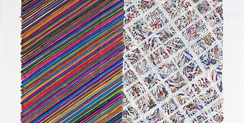 Jean-Michel Meurice: Les espaces couleur de la peinture - La Libre