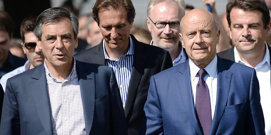 Primaire à droite: Fillon remporterait le second tour haut la main