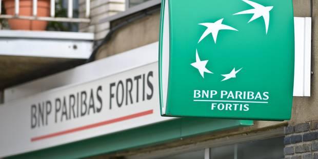 Carte Bancaire Fortis.Les Comptes A Vue Chez Bnp Paribas Fortis Plus Chers A Partir De