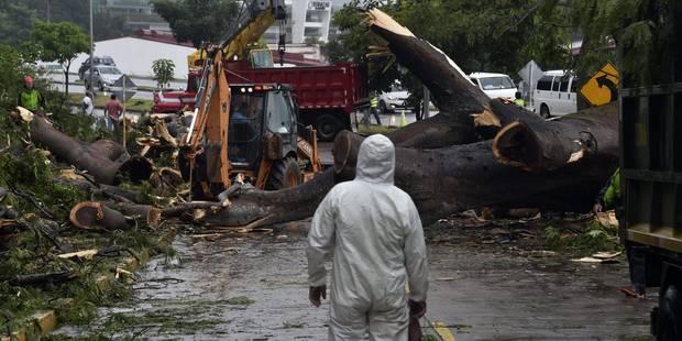 Ouragan Otto: trois morts au Panama, évacuations au Costa Rica et Nicaragua - La Libre