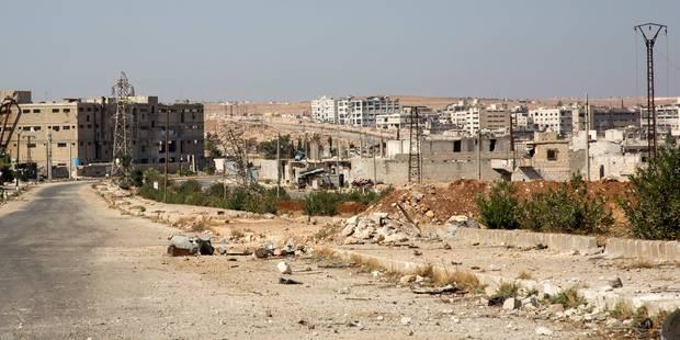 Syrie: pilonnage continu à Alep-Est, devant une communauté internationale impuissante - La Libre
