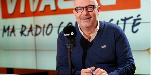 Alain Simons suspendu de l'antenne de Vivacité durant 1 semaine après son dérapage - La Libre