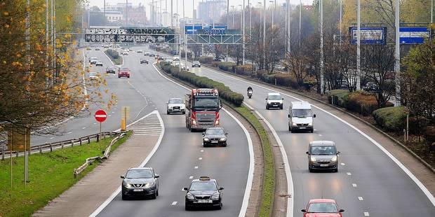 Remous au sein de la majorité bruxelloise au sujet du réaménagement de l'E40 - La Libre