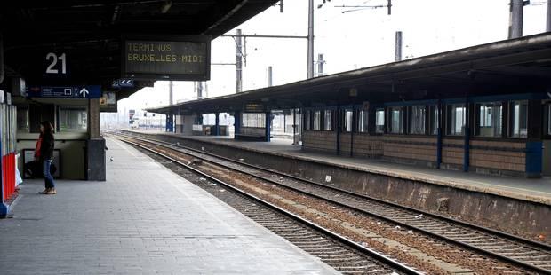Personnes sur les voies à Bruxelles: le trafic ferroviaire reprend, des perturbations jusqu'à l'heure de pointe - La Lib...