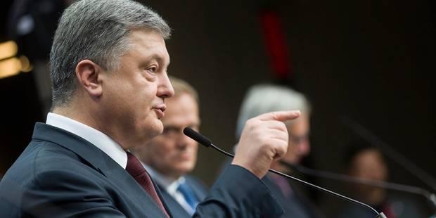 Ukraine: réunion ministérielle pour faire avancer le processus de paix - La Libre