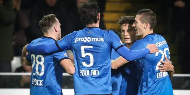 Bruges étrille Malines (6-1) et se hisse à la deuxième place - La Libre