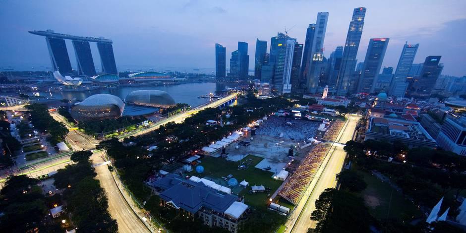 A Singapour, on pense le futur de la mobilité