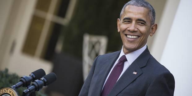 """Pour Obama, l'Histoire """"jugera de l'impact énorme"""" de Fidel Castro - La Libre"""