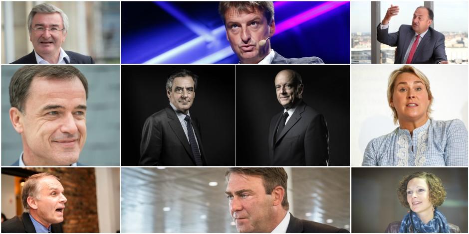 Juppé ou Fillon: pour qui voteraient ces personnalités politiques CDH et MR?