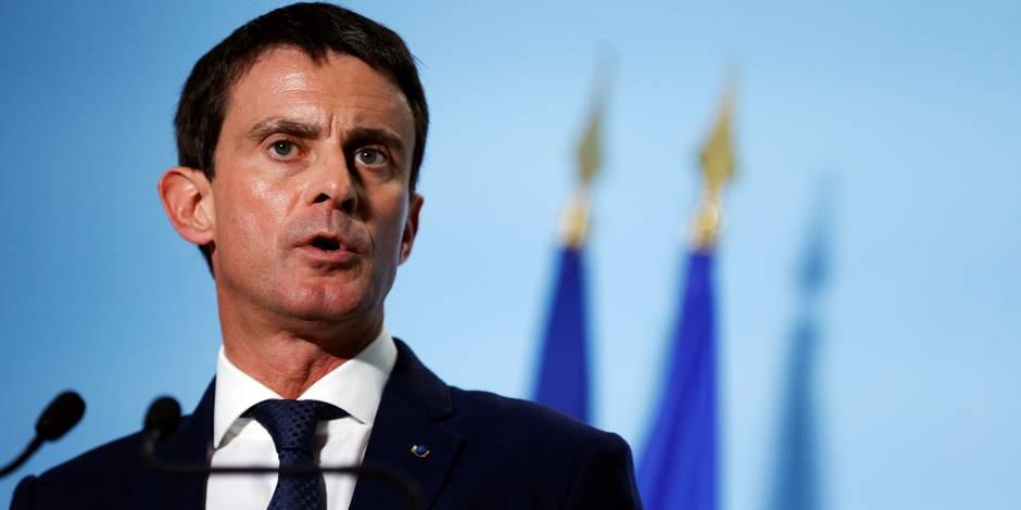 France: Valls candidat face à Hollande? Crise au sommet de l'Etat