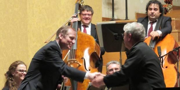Magnifique hommage au pianiste Eduardo del Pueyo - La Libre