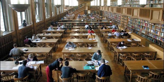 Les universités contournent la législation linguistique flamande - La Libre