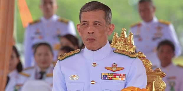 Thaïlande: le nom du nouveau roi soumis au Parlement - La Libre