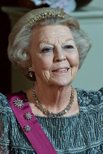 la reine Beatrix