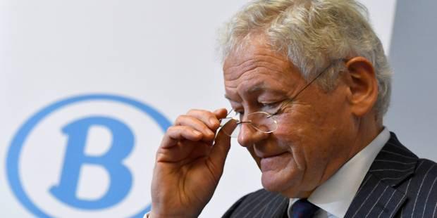 """Le coup de gueule du ministre Bellot: """"Les retards à la SNCB, ça suffit!"""" - La Libre"""