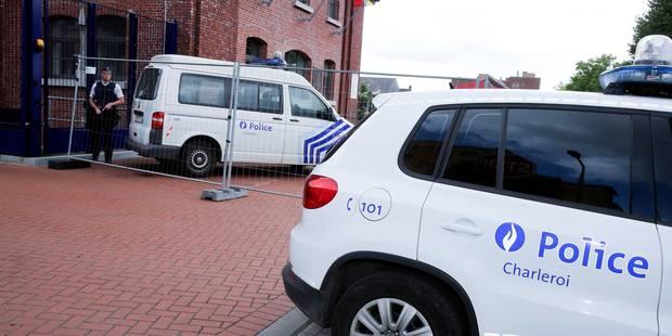 Terrorisme à Charleroi : 8 perquisitions et 6 personnes privées de liberté - La Libre