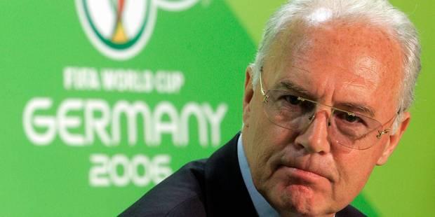 Corruption à la FIFA: Perquisitions en Suisse liées aux conditions d'attribution du Mondial-2006 - La Libre