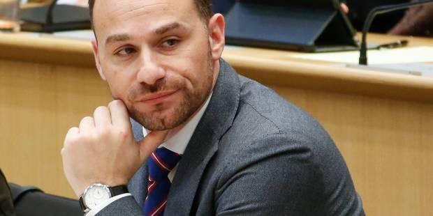 Luperto se tourne vers le Parlement de la Fédération pour obtenir la fin des poursuites - La Libre
