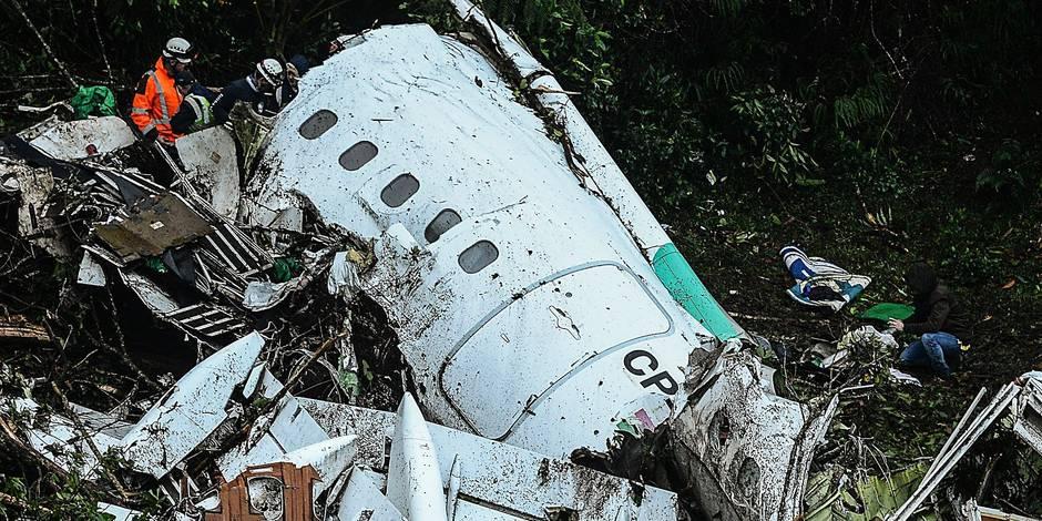 Chapecoense: l'un des survivants raconte comment il s'est protégé