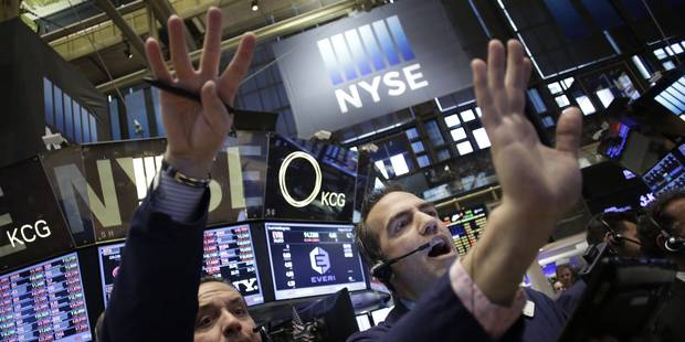 Record du Dow Jones mais forte baisse du Nasdaq à Wall Street - La Libre