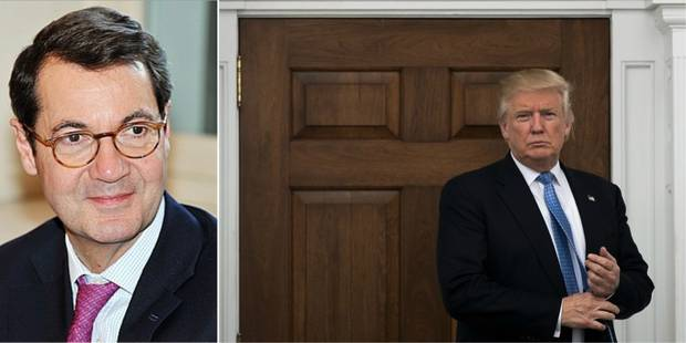 Trump face à la dette publique - La Libre