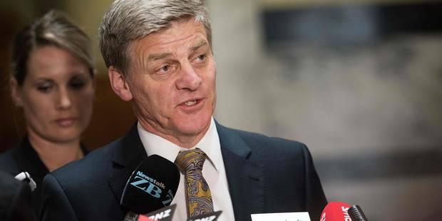 Nouvelle-Zélande: le Premier ministre démissionne et crée la surprise - La Libre