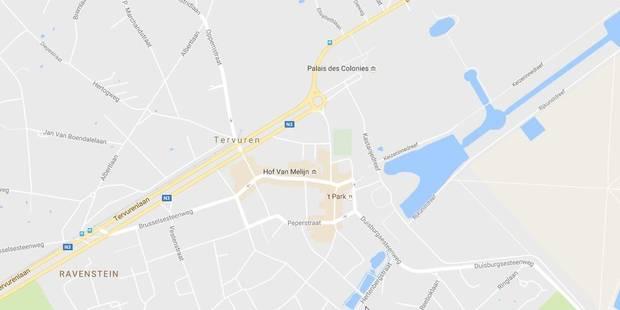 L'incendie d'une habitation fait une victime à Tervuren - La Libre