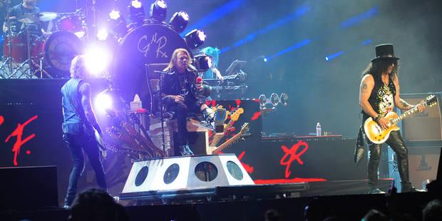 Guns N' Roses tête d'affiche du TW Classic - La Libre