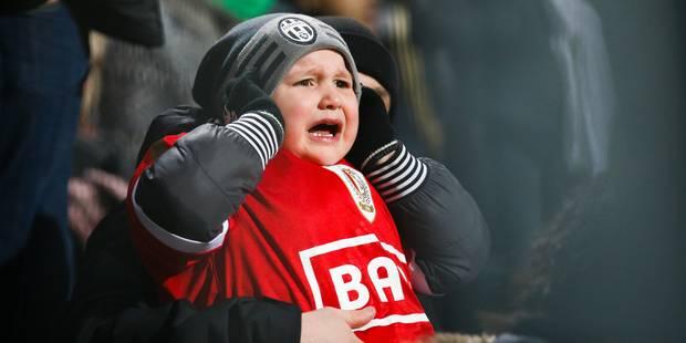 Le Standard interdit ses supporters de match à l'extérieur ! - La Libre