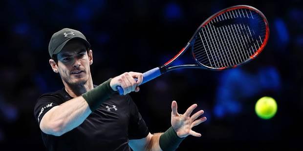 L'année 2016, un très grand millésime pour Andy Murray - La Libre
