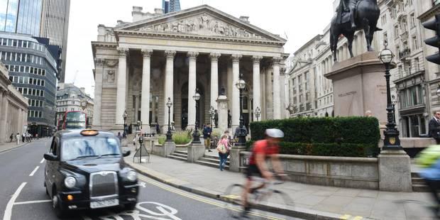 La Bourse de Londres finit en hausse de 0,24% malgré les incertitudes italiennes - La Libre