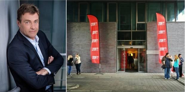 Jean-Claude Gerlache, Charles Neuforge et David Oxley quittent le groupe RTL - La Libre