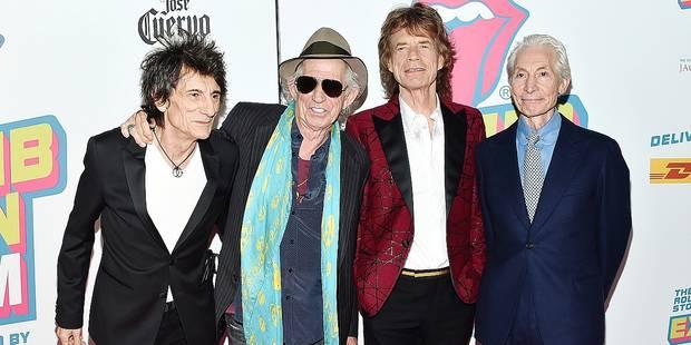 Pas de coup de blues pour les Rolling Stones - La Libre