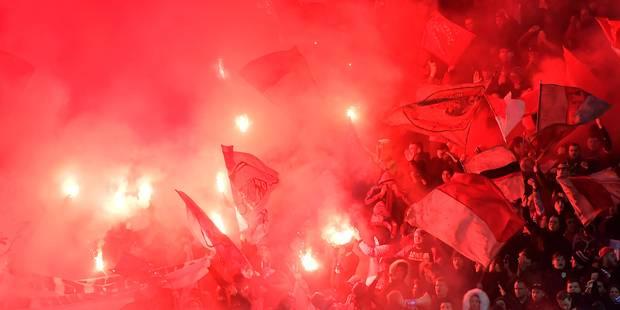 Le Standard condamné à deux matches à huis-clos: le club réagit... et ne comprend pas - La Libre