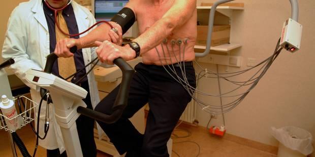 La Belgique, bon élève en matière de soins de cardiologie - La Libre