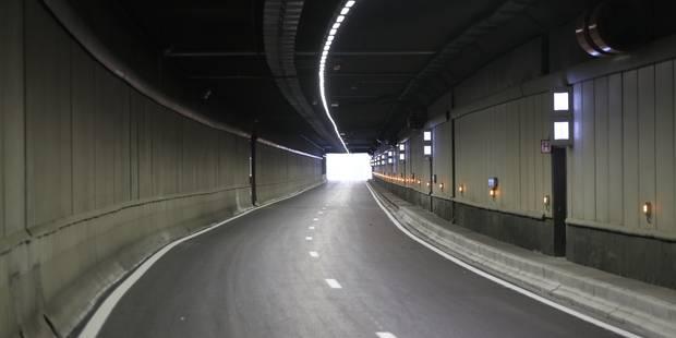 Bruxelles: Réouverture du tunnel Montgomery la semaine prochaine (Vidéo) - La Libre