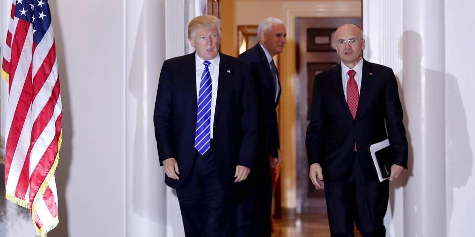 Trump nomme un ami des pétroliers à la protection de l'environnement