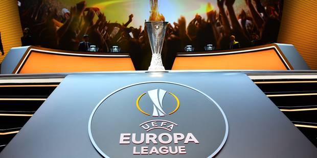 Tirage de l'Europa League: du lourd en perspective pour Anderlecht et Gand - La Libre